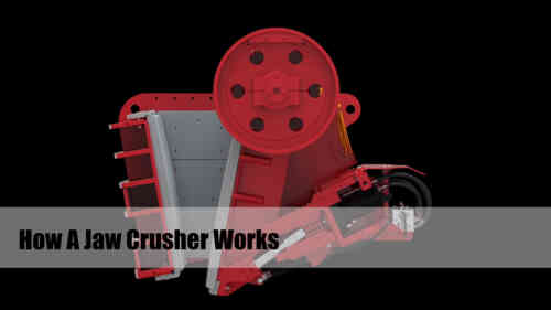 How It Works - Jaw Crusher
