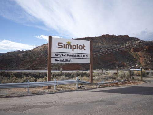 Simplot Phosphates