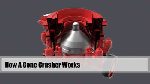 How It Works - Cone Crusher