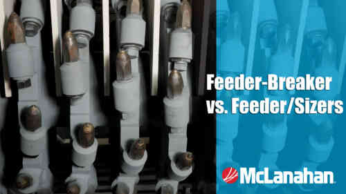 Feeder-Breaker vs. Feeder/Sizers