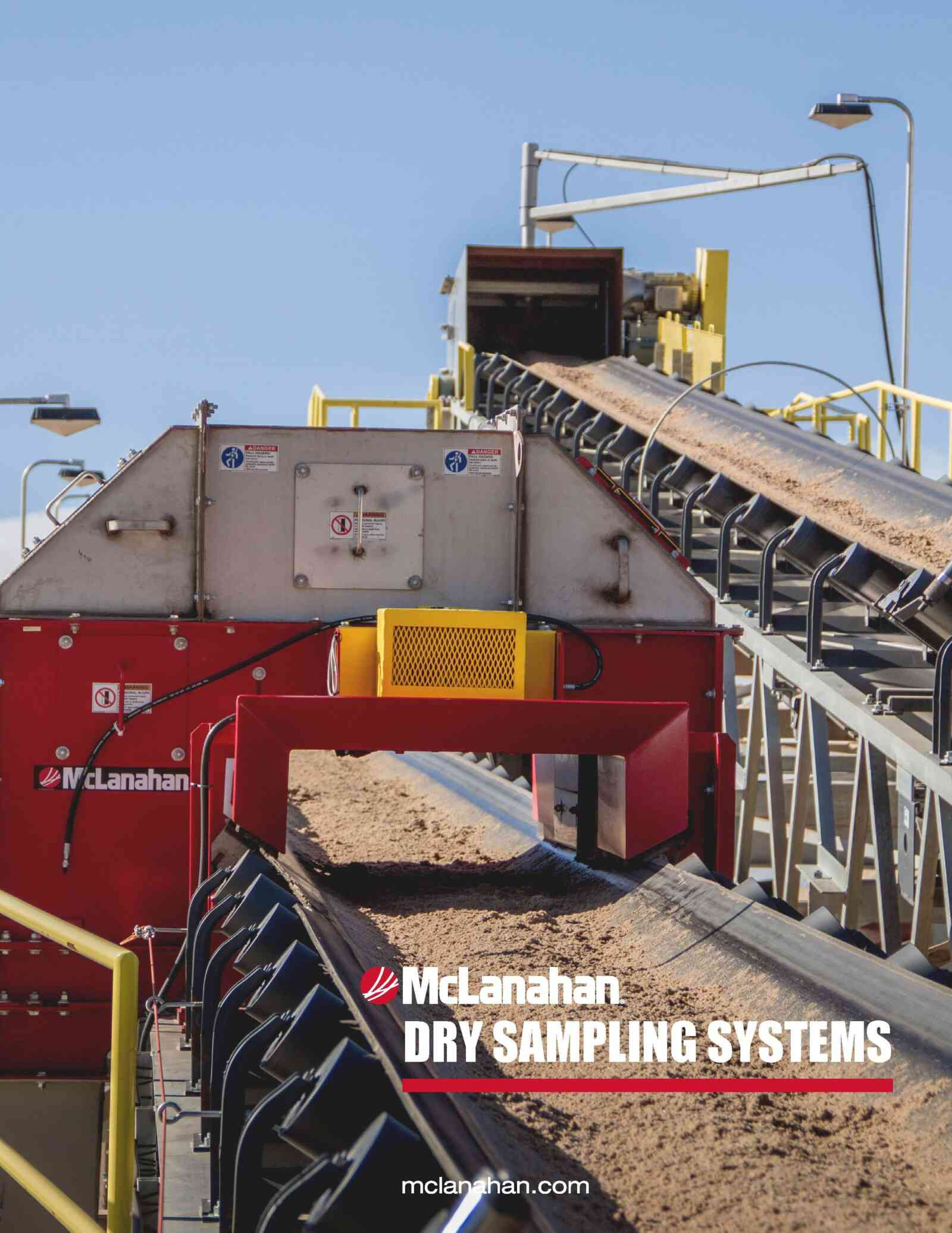 Sampling Systems Brochure Image Page 1