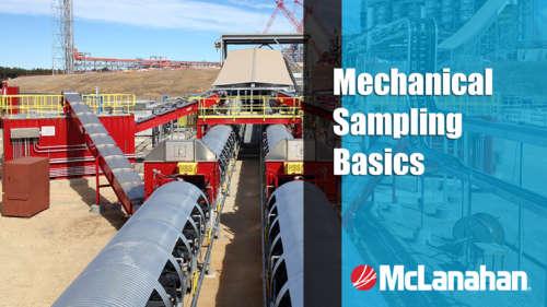 Mechanical Sampling Basics