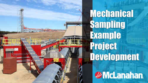 Mechanical Sampling - Example Project Development