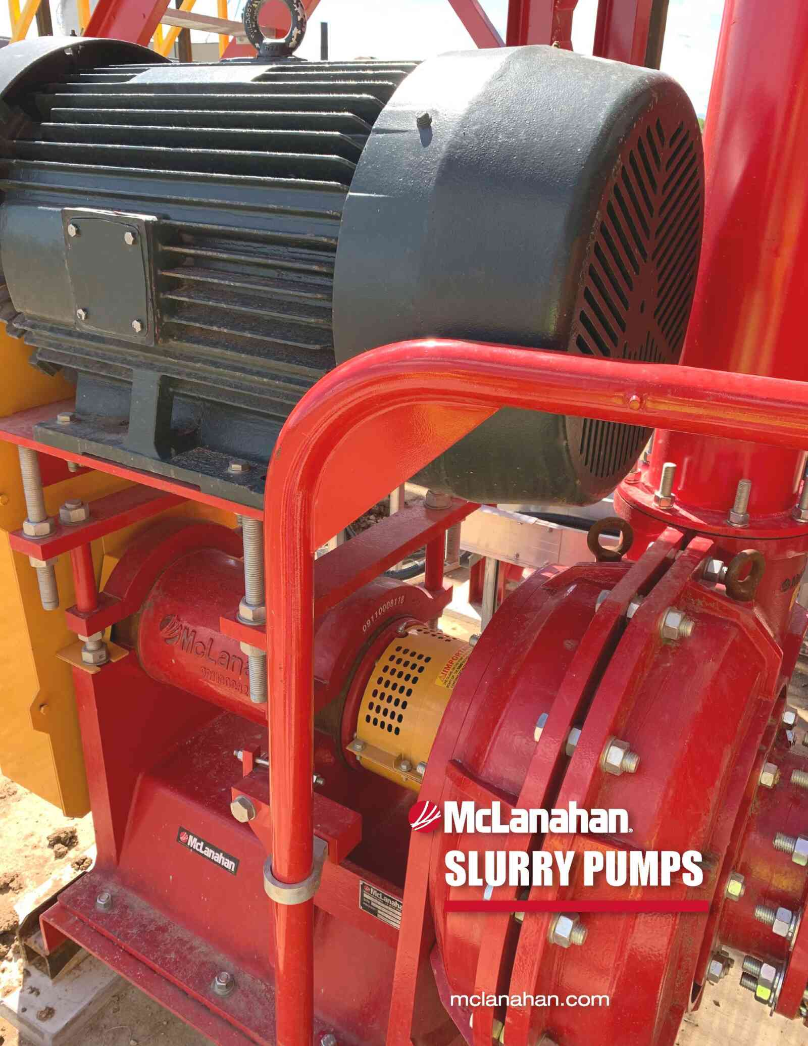 Slurry Pump Brochure Image Page 1