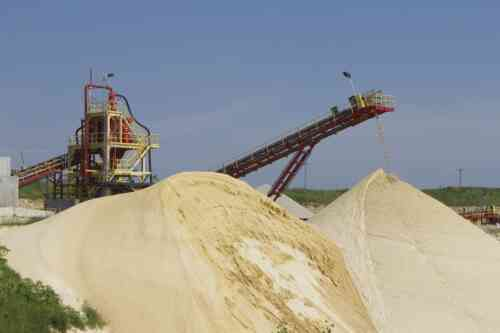 A.F. Gelhar Case Study On Frac Sand Processing