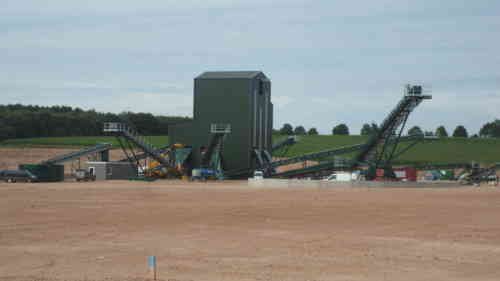 Mansfield Sand Case Study on McLanahan Hydrosizer™ Plant