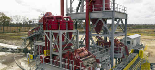 River Aggregates Case Study on Hydrosizers™