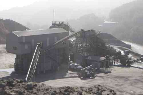 Stevens Creek Quarry Plant