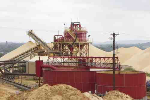 Taylor Frac Case Study On Frac Sand Processing