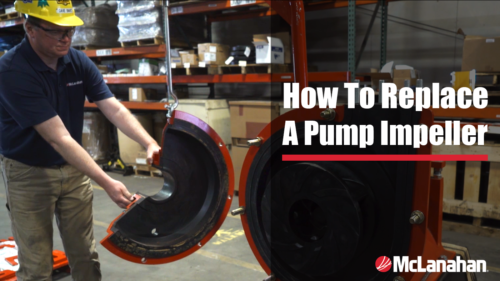 How To Replace An Impeller In A Pump
