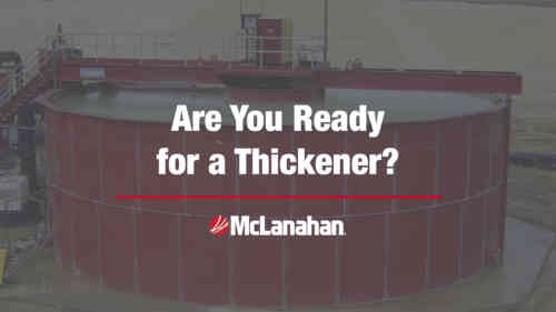 Are You Ready For A Thickener?