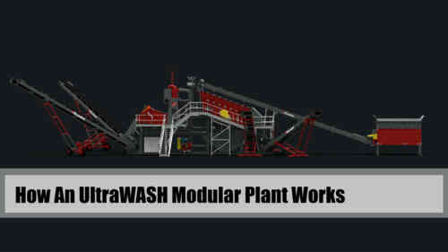 How It Works - UltraWASH Modular Plant