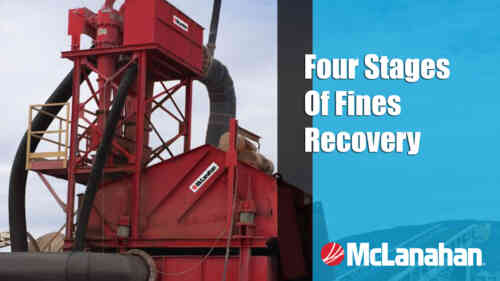 Four Stages Of Fines Recovery