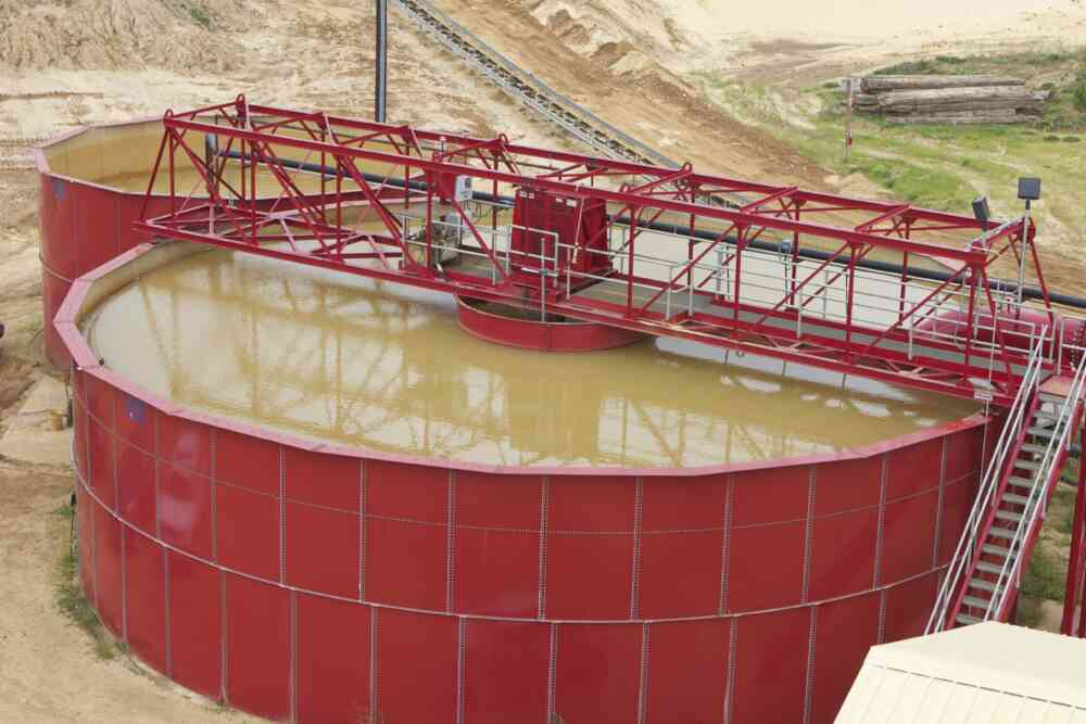Tailings Management Thickeners