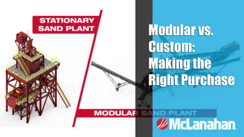 Modular vs. Custom: Making the right purchase