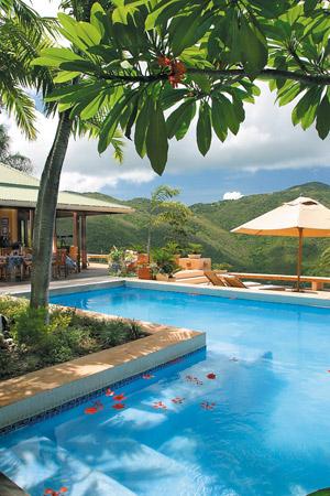 Arundel tortola villas luxury villa rentals of - Arundel hotels with swimming pool ...