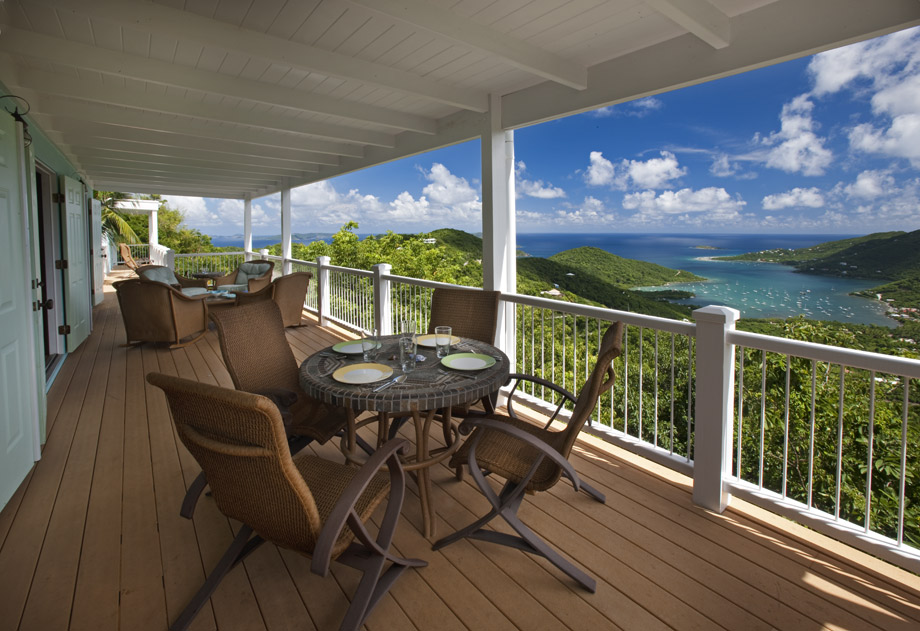 Great Turtle Villa St John Villas Luxury Villa Rentals