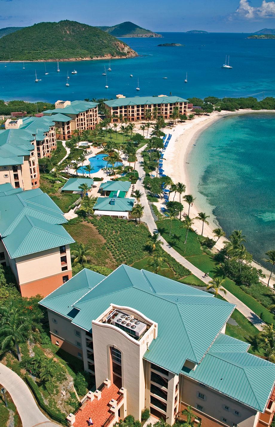 Ritz-Carlton Club® 3-BR Residences, St. Thomas Villas