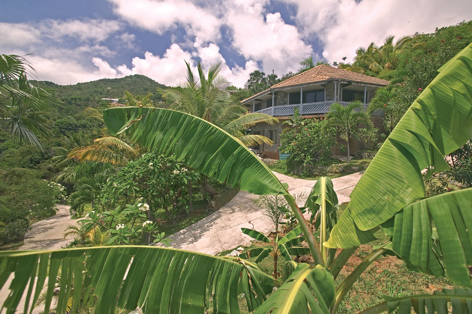 Rockworks St Thomas Villas Luxury Villa Rentals Of