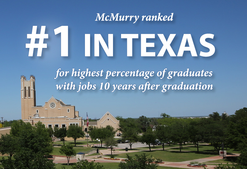 McMurry Best College-Abilene