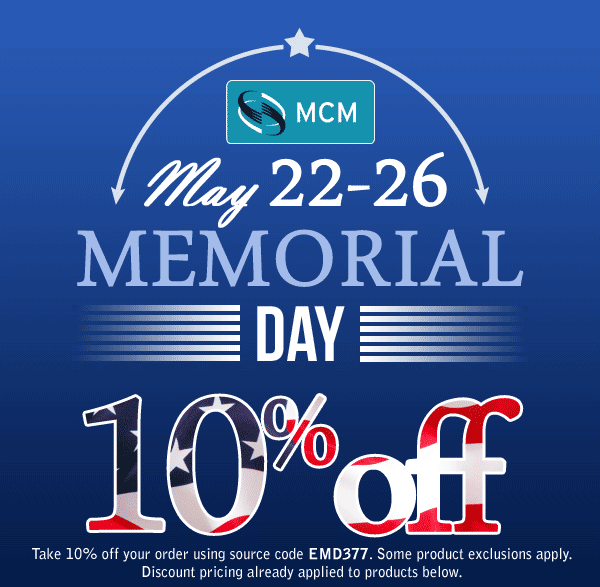 Save 10% on your order, exclusions apply