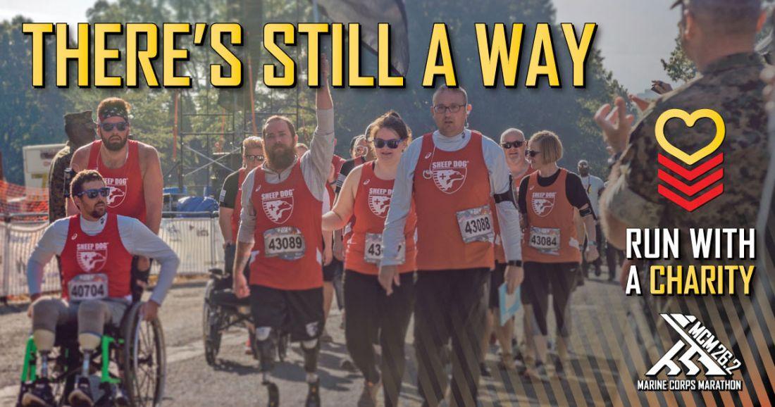 Charity Program Marine Corps Marathon