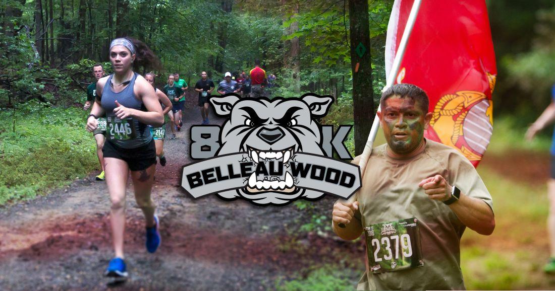Belleau Wood Marine Corps Marathon