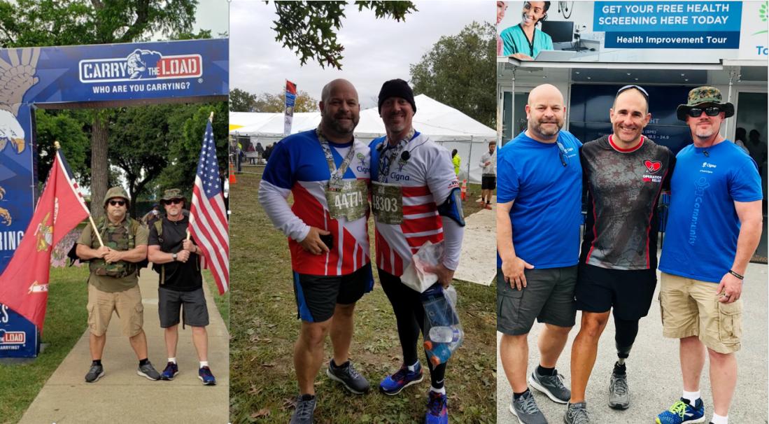 Cigna Veterans Marathon