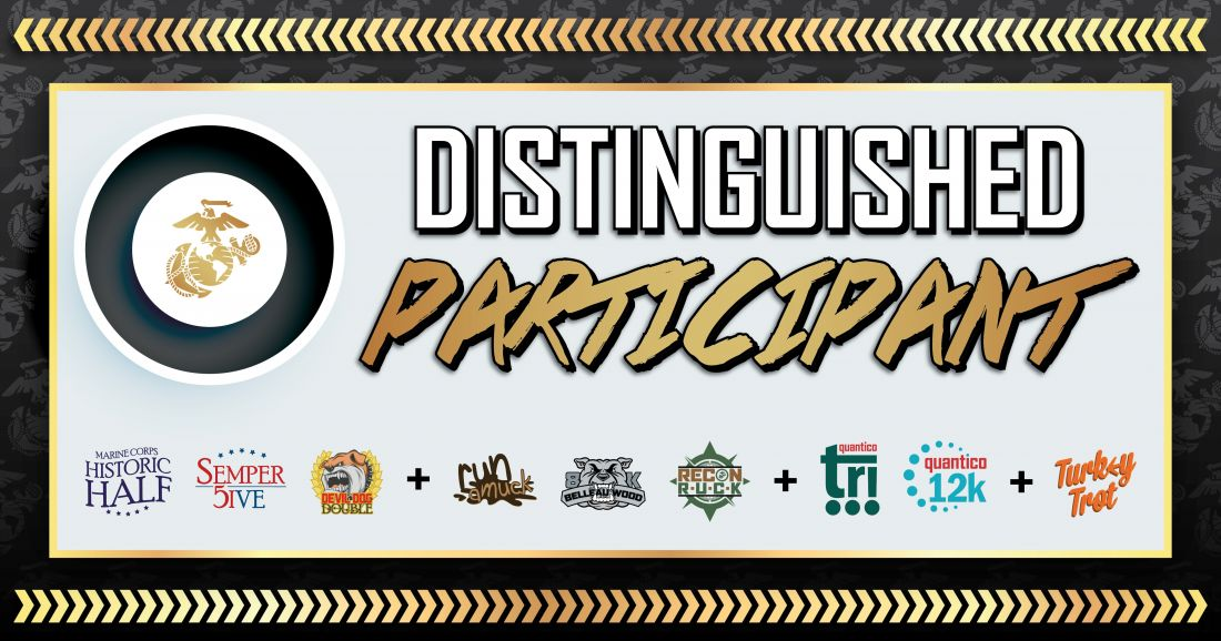 Distinguished Participant Events for 2019