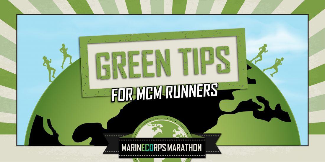 Green Tips for Marathon