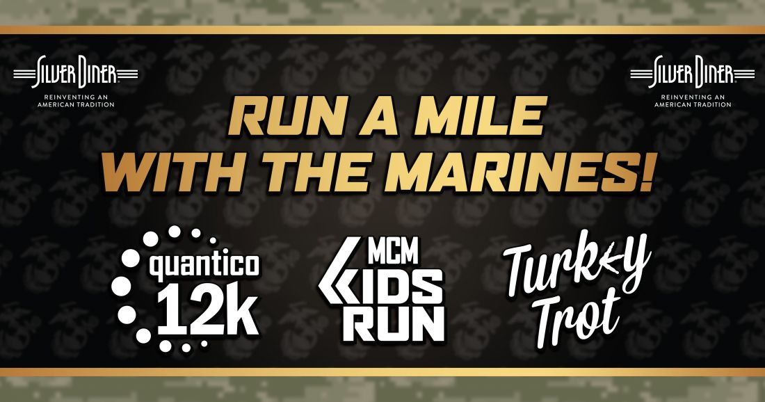 Run a Mile with the Marines