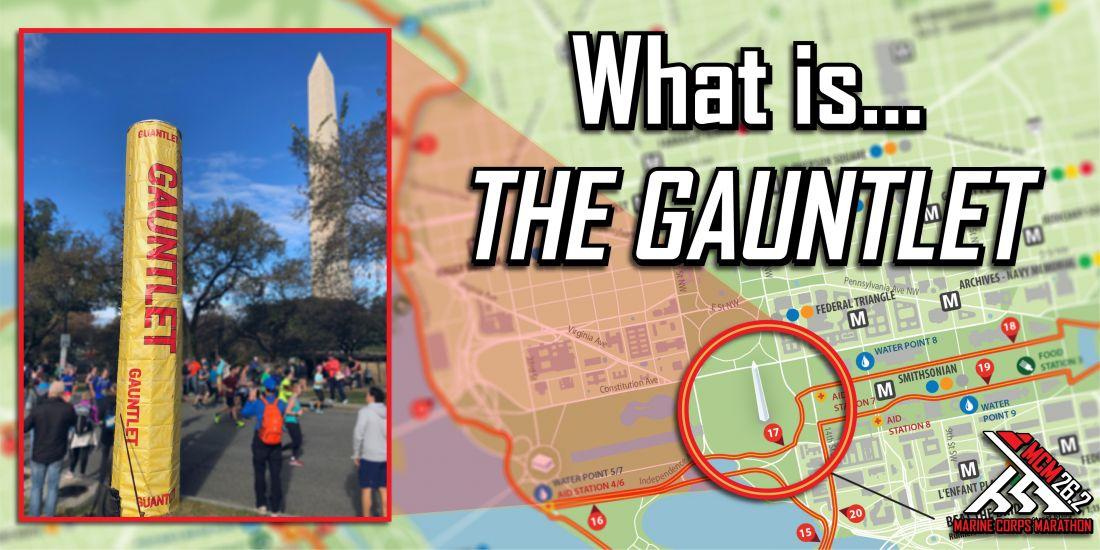 Marine Corps Marathon Gauntlet
