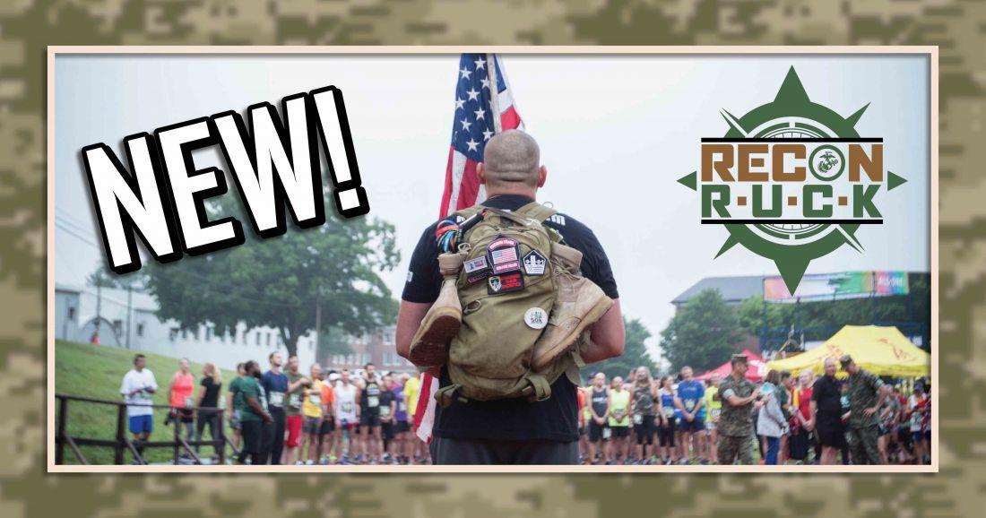 Ruck Run Marathon Marine Corps Mud Quantico