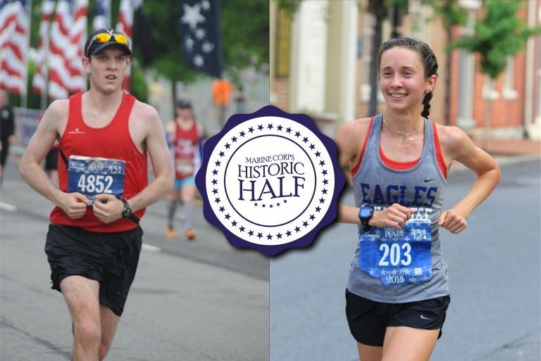 records book historic half results results marine corps marathon