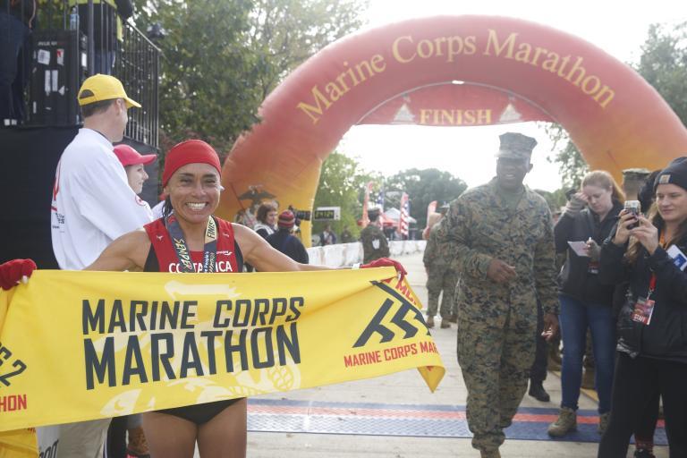 MCM Records - Marine Corps Marathon - Results - Marine Corps