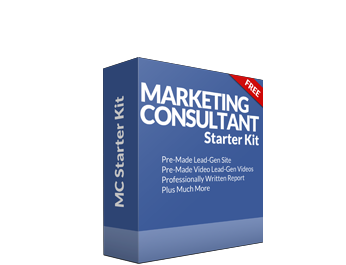 Marketing Consultant Starter Kit