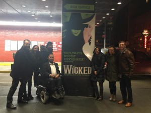 We loved Wicked!
