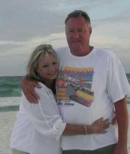 Karen and Ronnie