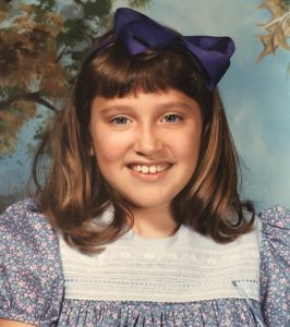 Angela Wrigglesworth 3rd grade