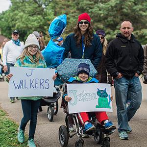 2017 MDA Muscle Walk