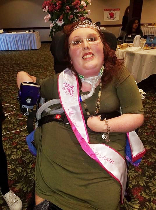 Ms. Wheelchair Wisconsin