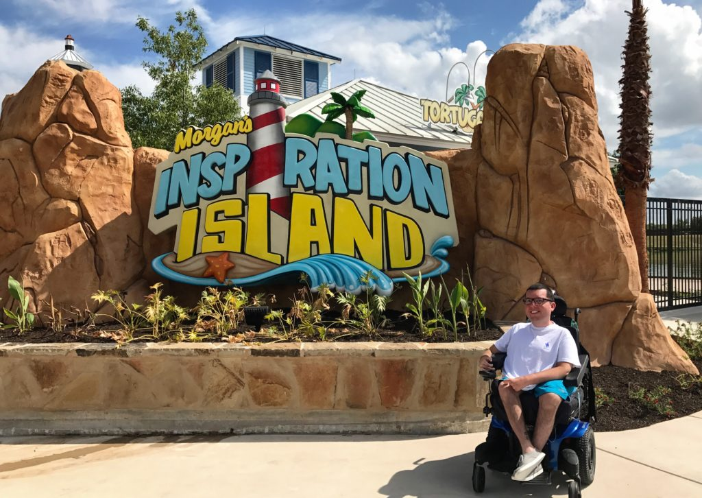 Morgan's Inspiration Island