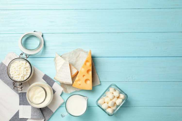 Dairy and acne