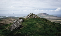 Looking Out To Skellig Michael