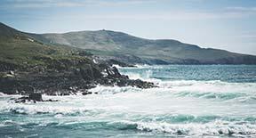 Rocks & Wave