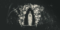 Saint In Stone