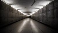 Tunnel Under Arc De Triomph
