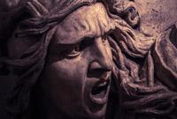 Statue In Arc De Triomph
