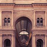 Building Adjacent Duomo di Milan