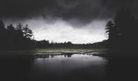 Dark Lake - Three Lakes